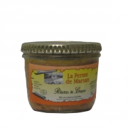 Rillettes de Chapon (Bocal 190g)